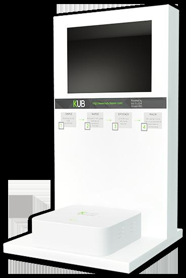 KUB Console - Station blanche de sécurisation USB